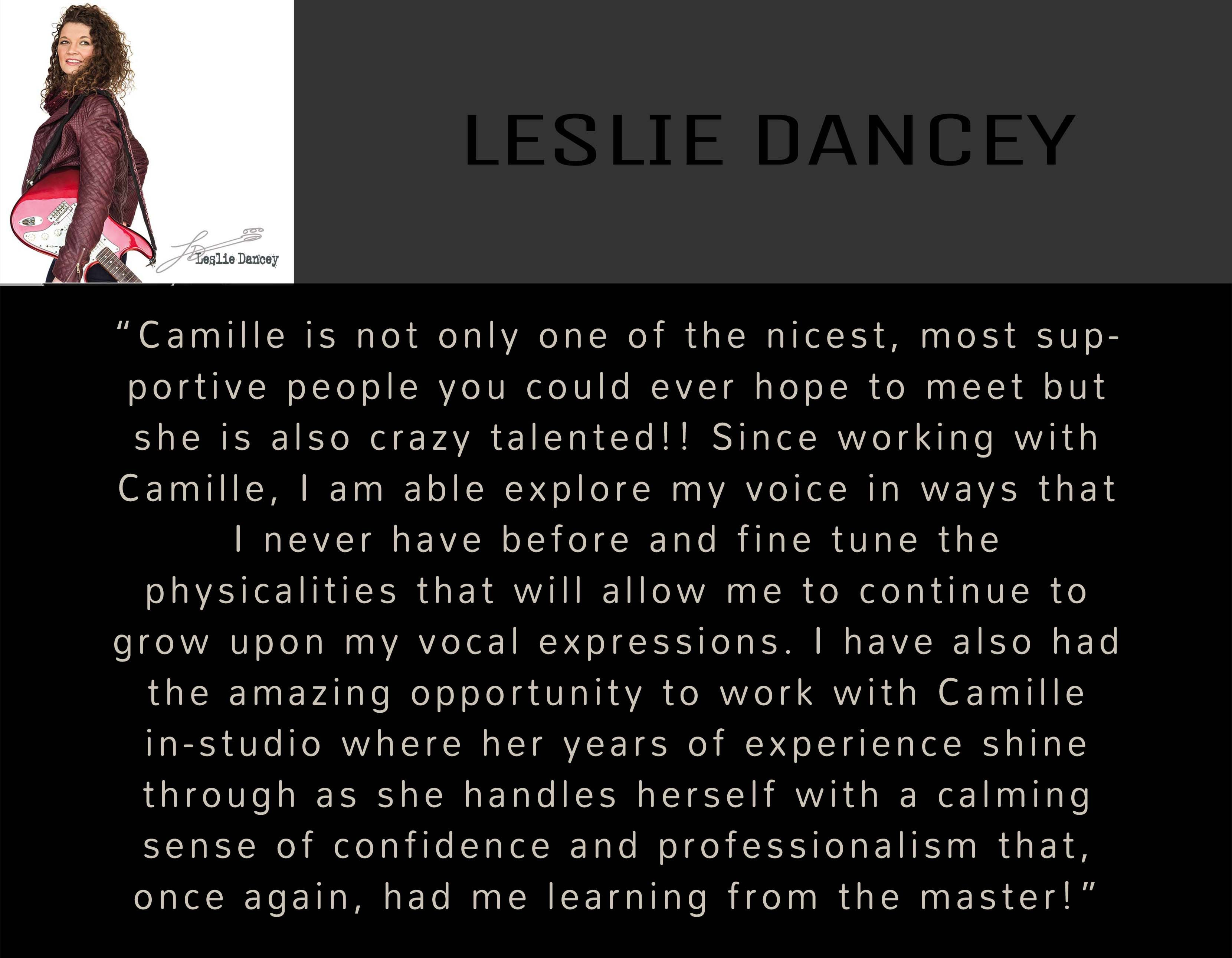leslie dancey – GREY TOP